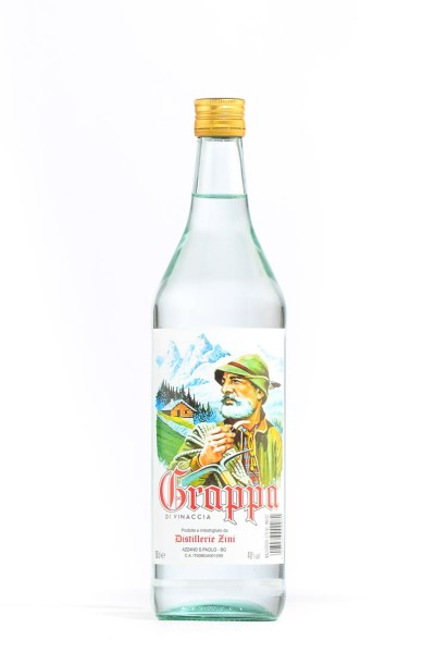 GRAPPA ALPINO 40%Vol 1Lt