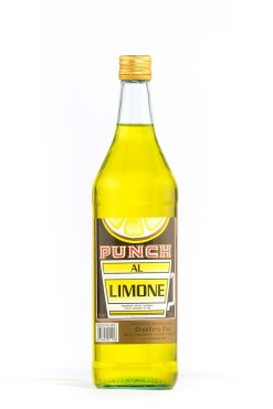 PUNCH AL LIMONE 40%Vol 1Lt