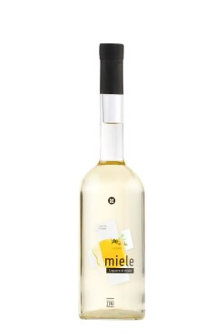 LIQUORE AL MIELE A BASE DI GRAPPA 40%Vol 0,7lt