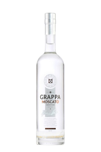 GRAPPA DI MOSCATO 42%Vol 0,7lt
